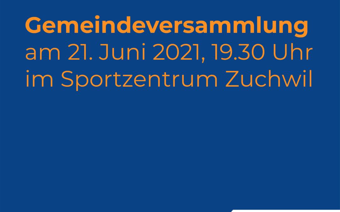 Gemeindeversammlung Zuchwil